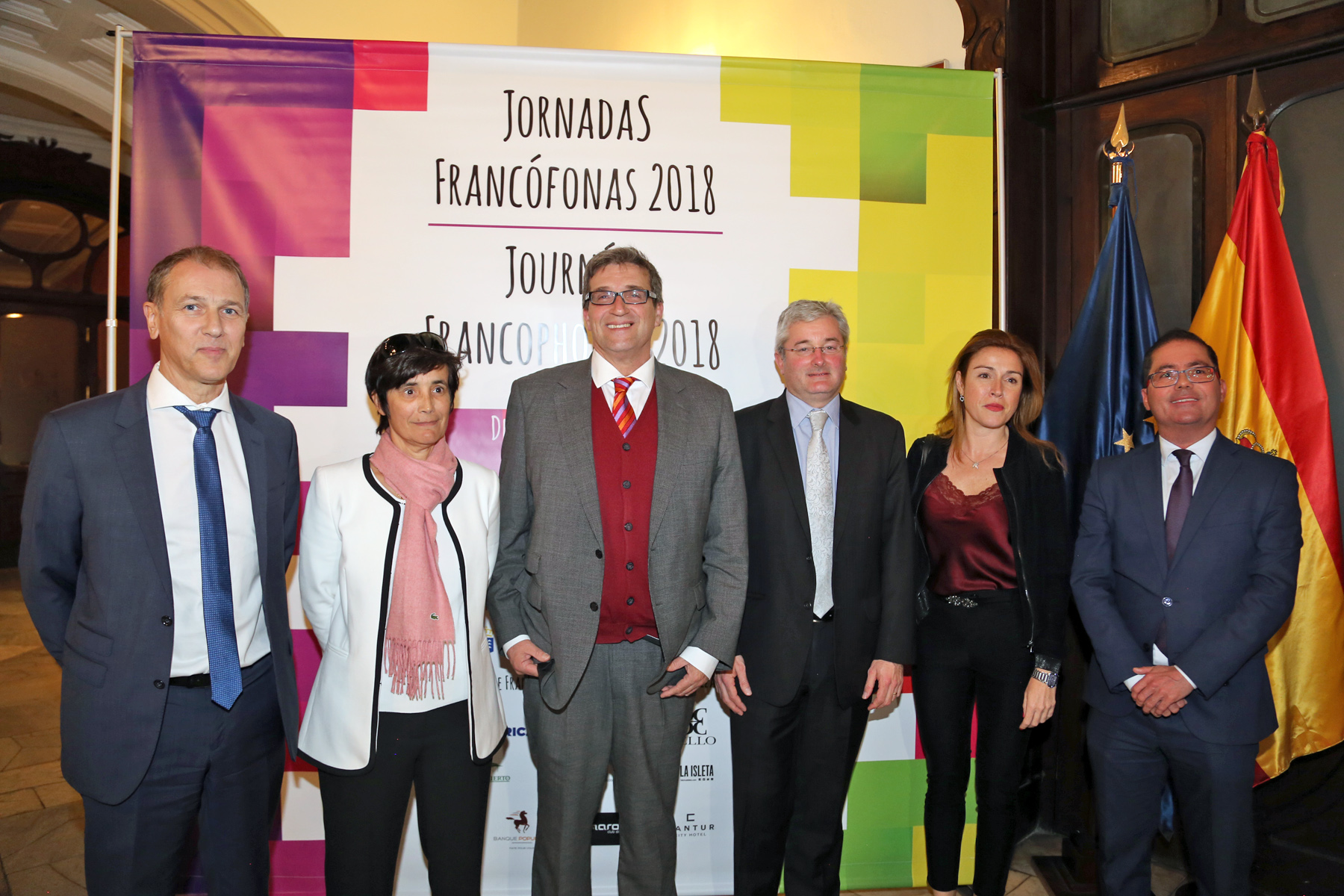 Intensa semana francófona en Gran Canaria