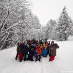 Voyage à Font-Romeu pour les élèves de 5ème
