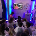 DISA presenta en el LFGC su aula móvil 'Canarias: Laboratorio Marino'