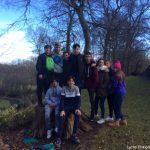 Visita a Aberdeen en el marco del viaje pedagógico a Escocia de los alumnos de 3º de la ESO