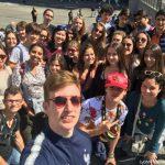 Intercambio cultural y lingüístico con el Liceo francés Darchicourt de Hénin-Beaumont