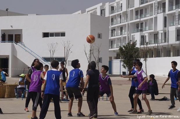 Amistad, respeto y buen humor en el intercambio escolar entre los Liceos franceses de Agadir y Gran Canaria