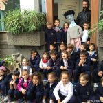 Visitas culturales para los alumnos de 2º y 3º de Infantil