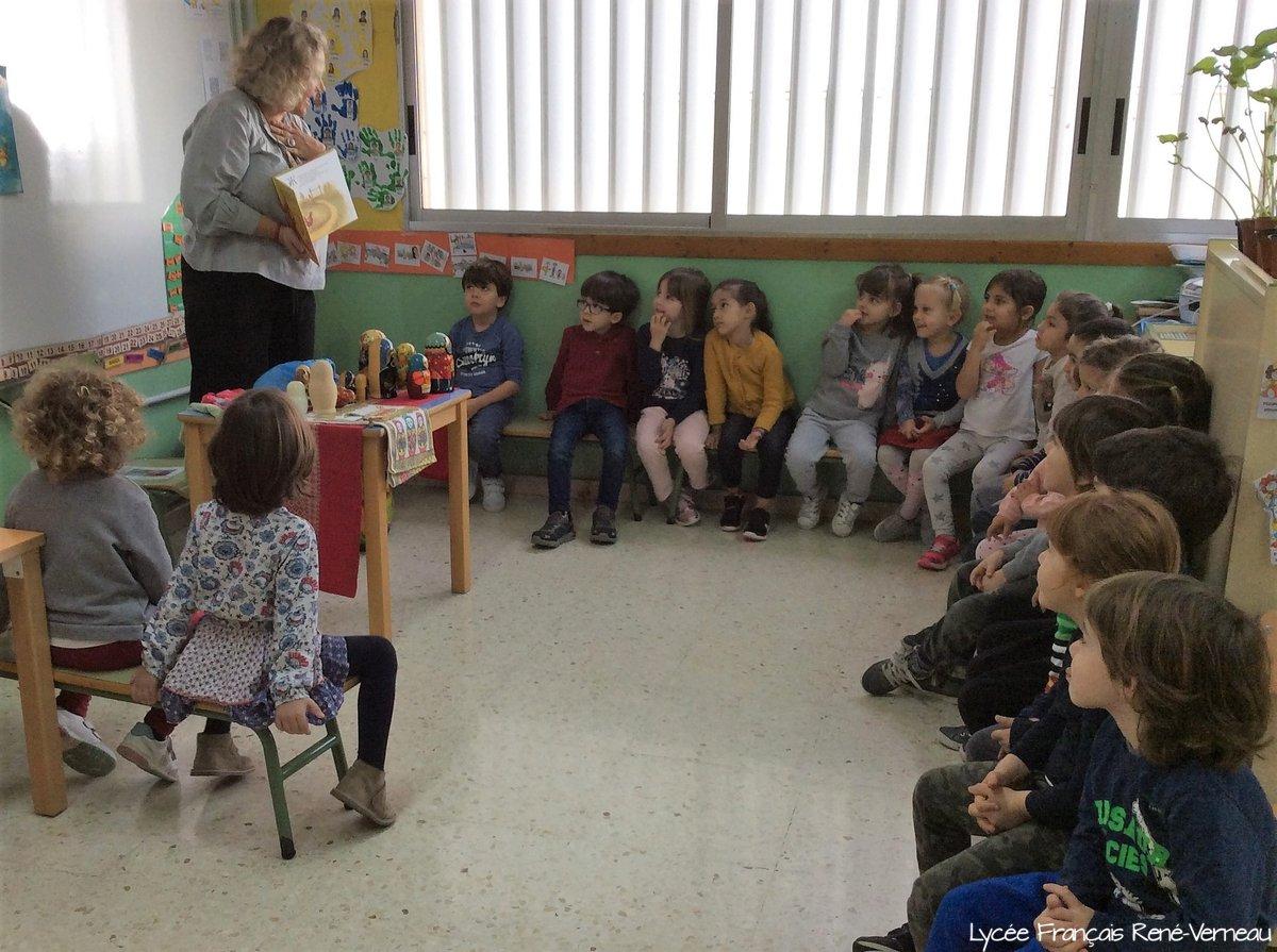 """Versión rusa del cuento """"Roule Galette"""" para los alumnos de 2º de Infantil"""