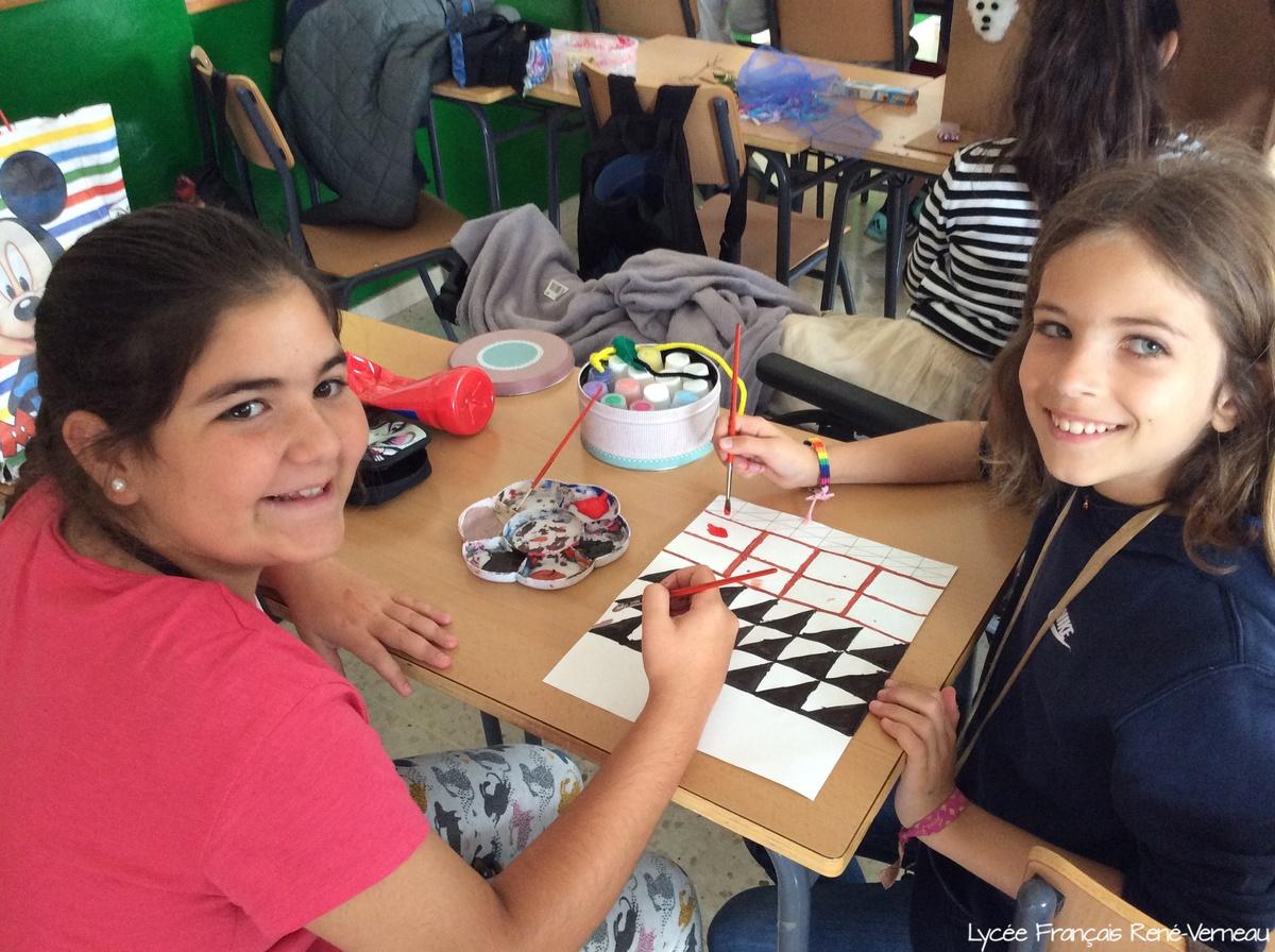 El Liceo Francés de Gran Canaria participa activamente en el Día Internacional de los Museos