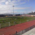 Journée de rencontres sportives de la 'Escuela de fútbol de la UD Las Palmas'