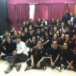 Recital de poesía en el Liceo Francés de Gran Canaria