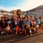 Múltiples actividades para los alumnos del Liceo Francés de Gran Canaria en la escuela de vela
