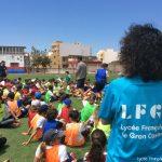 Neuvième édition de la Rencontre Sportive entre les lycées français de Tenerife et de Gran Canaria