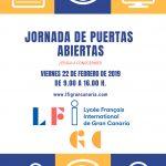 Journée Portes Ouvertes au LFIGC