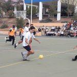 Torneo de balonmano en el LFIGC