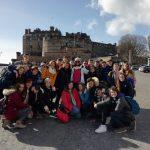 Carnet de voyage en Écosse des élèves de 3ème