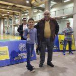 Un de nos élèves remporte le premier prix du tournoi d'échecs 'Juegos de Gran Canaria'