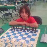 Participación de los alumnos del LFIGC en el torneo de ajedrez Juegos de Gran Canaria