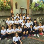 Sortie des élèves de Grande Section au Musée Antonio Padrón