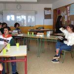 Tertulia en el café literario de 2nde