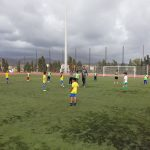 Jornada de convivencia futbolística