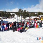 Dernières nouvelles du voyage sportif en France de nos élèves de 5ème