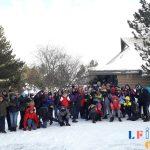 Saludos desde Font Romeu (Francia) desde donde los 5èmeA et 5èmeB les envían las tan ansiadas noticias de su viaje deportivo a la nieve