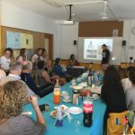 Encuentro 'Merienda pedagógica' en el LFIGC