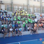 Décima edición de los 'Encuentros deportivos' entre los Liceos franceses de Gran Canaria y de Tenerife