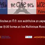 VI Festival de Cine del Liceo Francés de Gran Canaria