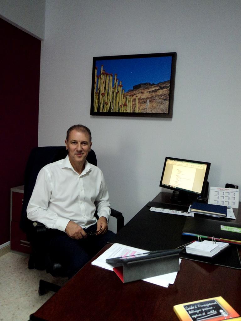 Director Liceo Francés