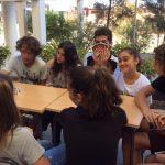 Cours en barrettes · Lycée français international