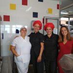 Cuisine propre et restaurant scolaire durable au Lycée français