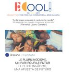Newsletter ECOOL #2