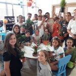 Alumnos y eco-ciudadanos, en el Lycée français Gran Canaria