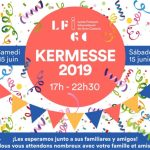 Kermesse 2019 Lycée français International