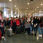 Partenariat de mobilité avec le collège A. Modigliani de Paris
