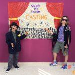 Excelente participación en el primer casting de la Velada Artística