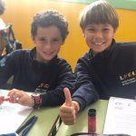 Vuelta al colegio en el Lycée français international de Gran Canaria
