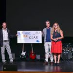 Solidaridad y arte consiguen recaudar 850 euros para CEAR