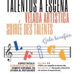 Espectáculo solidario en el Liceo francés internacional de Gran Canaria