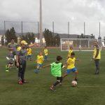 Deporte y convivencia en el torneo UD Las Palmas